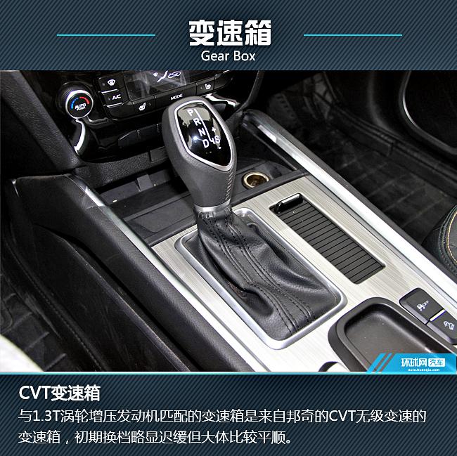 高颜值加高配值 环球网试驾吉利远景SUV高清图片