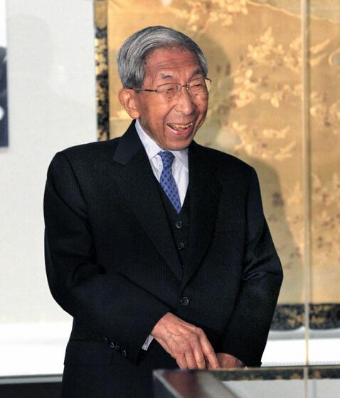 日本天皇叔父三笠宫亲王百岁病逝 曾就侵华暴行道歉