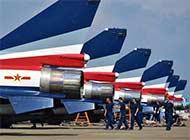 珠海航展三国空军表演队哪家强