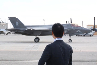 F-35战机即将部署到中国周边