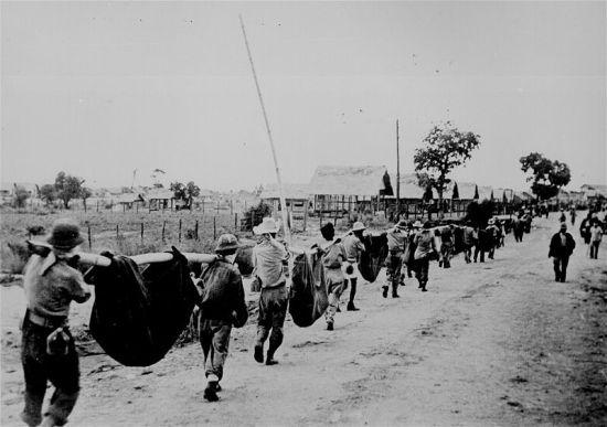 解密二战巴丹死亡行军:军令的发布者谁?