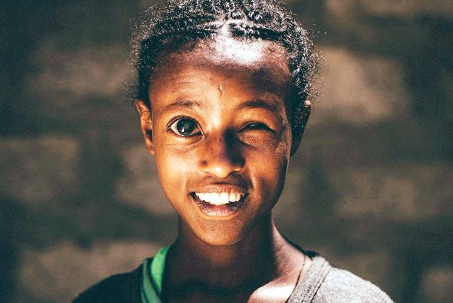 盲童:探访埃塞俄比亚盲人学校