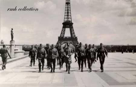 法国在二战中的崩溃:大祸临头时 军方如梦游