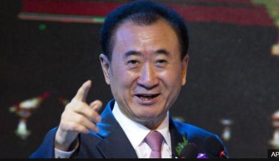 2016福布斯中国富豪榜:王健林蝉联首富 马云第二 - 勇敢的行者 - 勇敢的行者的博客