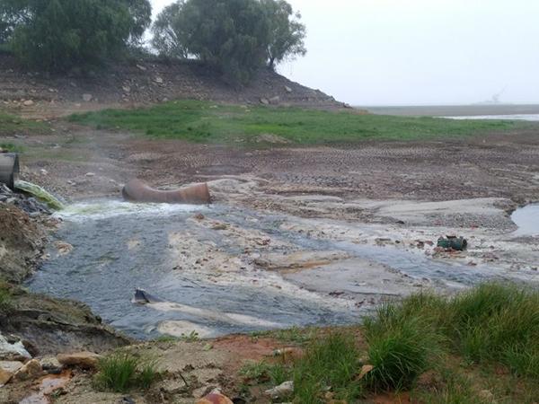 江西一国企向鄱阳湖排污被举报 环保局:应属偶发