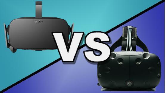 HTC Vive对比Oculus Rift 谁是最佳PC平台VR