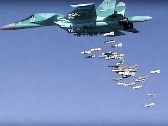 美俄战机在叙领空险些相撞 军方掩藏多日爆出