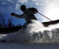 我国最北滑雪场开启今冬滑雪季