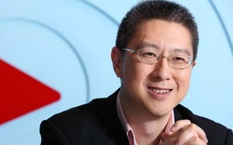 古永锵卸任优酷土豆CEO 将负责筹集大文娱产业基金