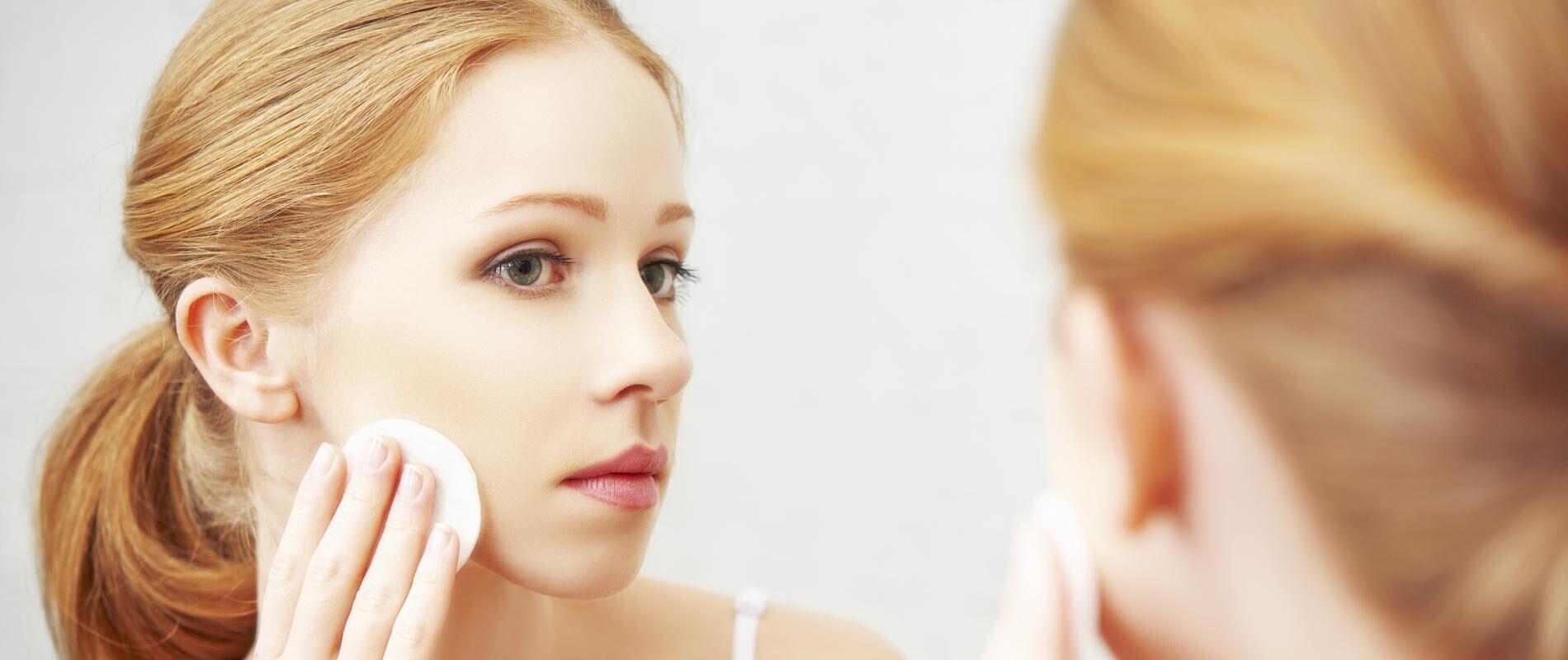 卸妆需细心 外媒盘点最易犯下的7个卸妆错误