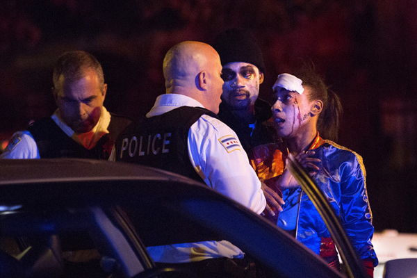 美国芝加哥经历死亡周末 17人被枪杀42人受伤