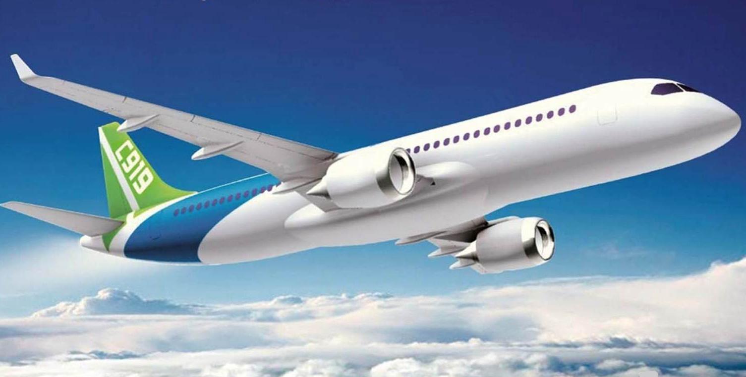 美媒关注中国C919客机:欲打破波音空客双头垄断