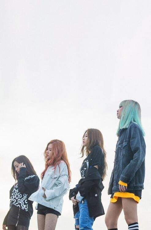 女团Black Pink强势回归 新专辑席卷韩国内外榜单