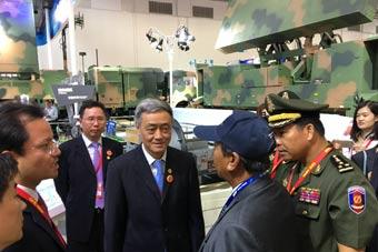 东南亚某国防长看上中国雷达