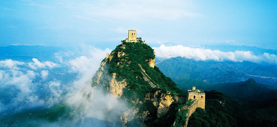 """""""全球不容错过的25处风景之首""""--司马台长城"""