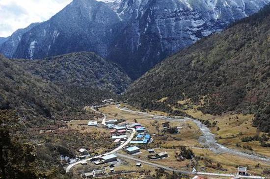 中国人口最少的乡仅32人 为何引来西藏书记调研