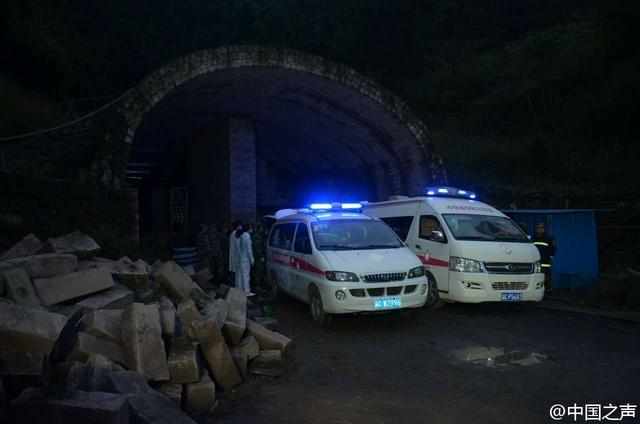 重庆永川煤矿瓦斯爆炸现场已搜救出18具遇难者遗体