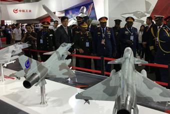 埃及空军对中国战机兴趣浓厚