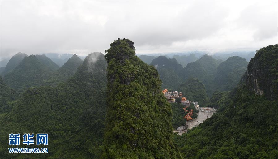 山旮旯的旅游脱贫梦:广西村民靠旅游致富
