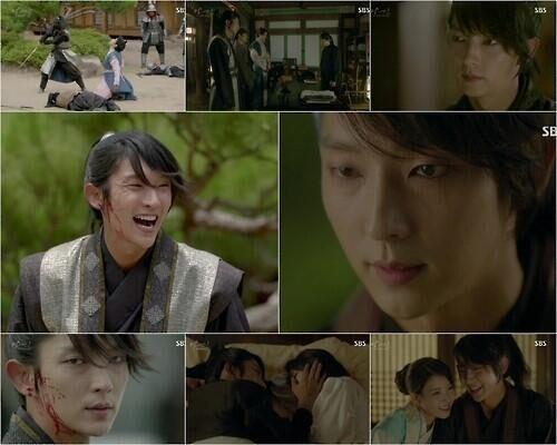韩版《步步惊心》完美收官 刷新自身收视率纪录