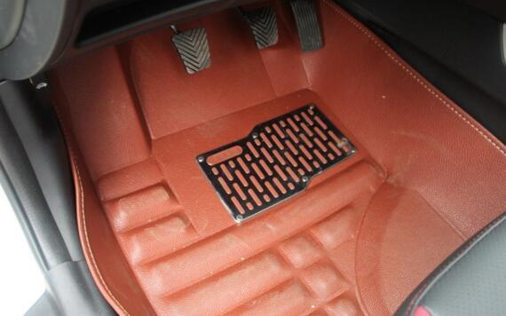 汽车脚垫你真的会用吗?用不好会要命的!