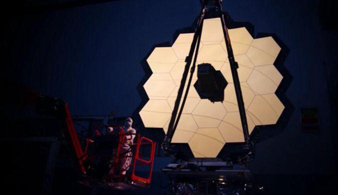 全球最大太空望远镜完工 NASA计划2018年送上天