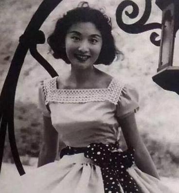 金庸梦中情人夏梦去世享年83岁,真是一代美人啊!