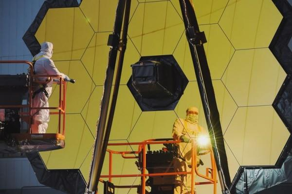 最大太空望远镜完工 NASA将测试想2018年送上天
