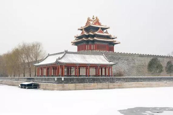 """沸雪还你""""老北京""""冬日快乐"""