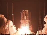 中国推力最大新型火箭成功发射