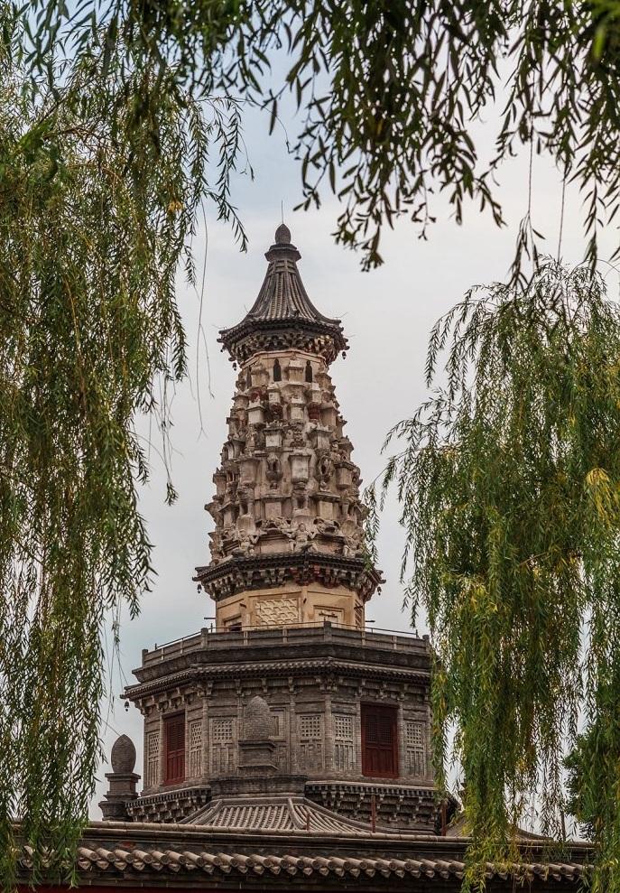 深山藏古寺--北京门头沟区广惠寺