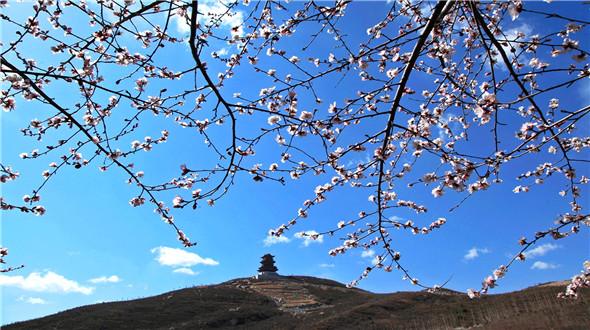 京西观景第一峰--定都峰