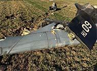 美军KC10加油机加油管突然脱落