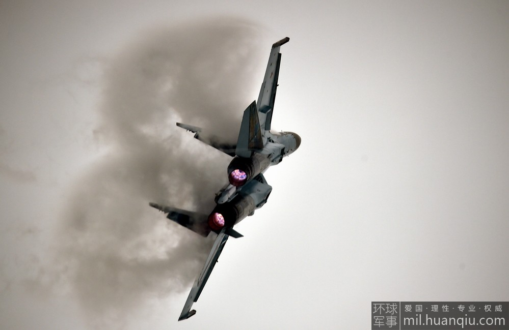 军网:苏35已到货_希望是最后一次外购军机
