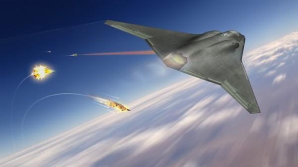 格鲁曼公司为未来战斗机研发激光光束控制系统