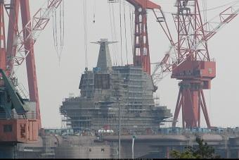 国产航母舰岛最新进展曝光