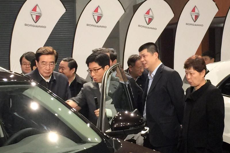 全球首条八车型智能系统落户北京