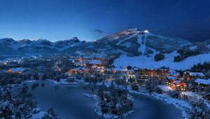 南北滑雪地 各有各精彩