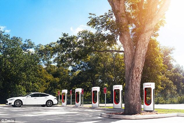 新政策_特斯拉电动汽车2017年将不再免费充电