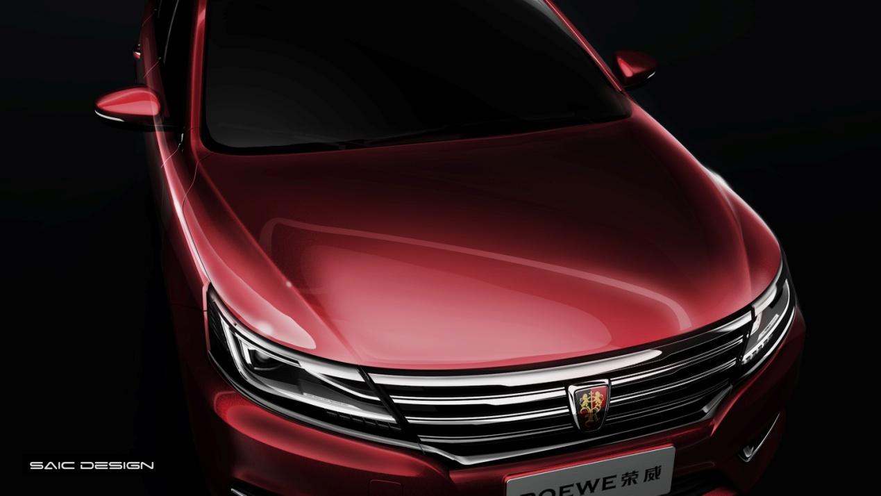 定名荣威i6 全球首款量产互联网家轿将登广州车展