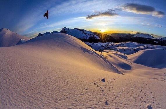 滑雪者一生必做的50件事