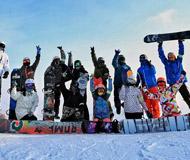 冬奥会核心举办区域太舞滑雪小镇登陆华南