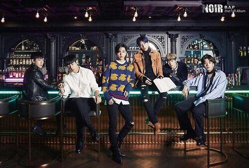 2016MTV欧洲音乐大奖举办 B.A.P获最佳韩国艺人奖