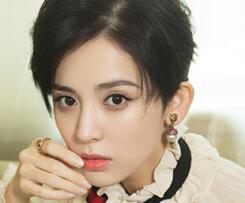 古力娜扎又双叒叕换发型了 短发瘦脸秘诀分享