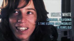 纪录片《征服绝岭》:讲述肖恩怀特的滑雪情缘