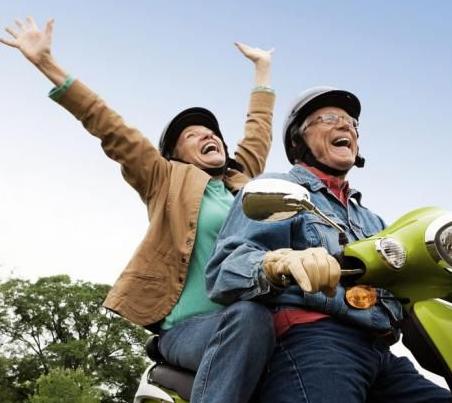 退休后,夫妻性格会互换