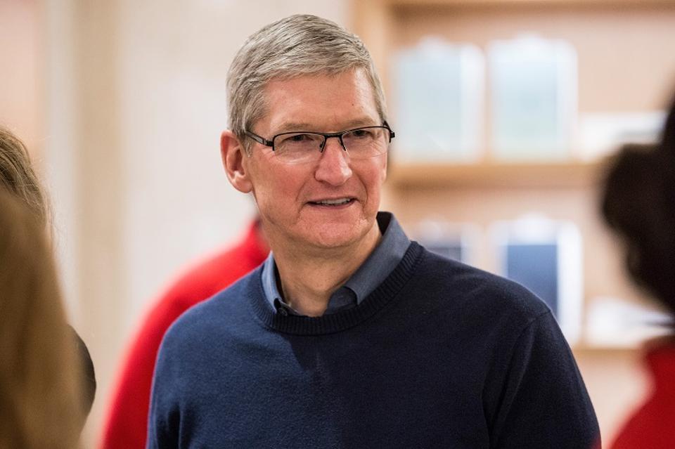特朗普当选:苹果CEO库克对员工这么说