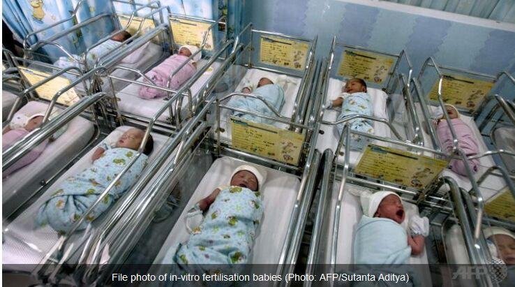 新加坡:明年起将对体外受精胚胎进行遗传病筛查