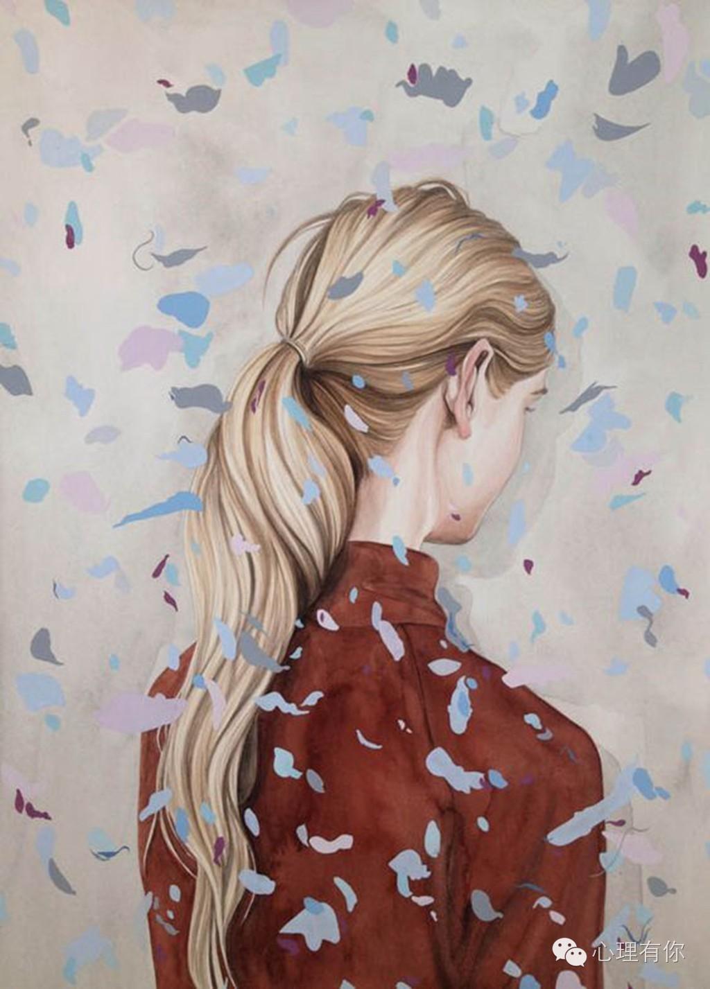 愤懑的情绪越高涨,越是暴露出内心的空虚