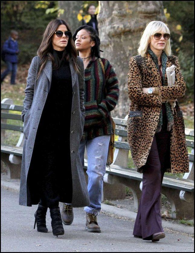 """蕾哈娜在她面前秒变乖小妹?布兰切特""""强攻大法""""好!"""